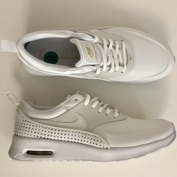 buy popular bd9b1 7b187 Nike Air Max Thea Prem QS Size 8 Shoes AA1440-100
